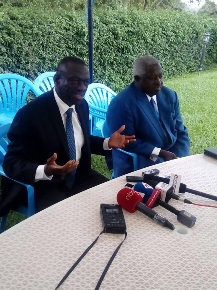 Kizza Besigye 03.05.2016 P1