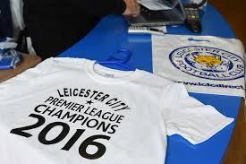 Leicester Merch