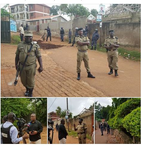 Lukwago 05052016 House Arrest
