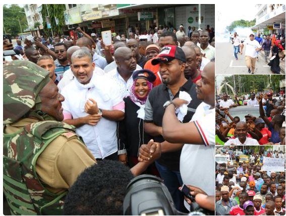 Mombasa 23.05.2016 Demonstration P2
