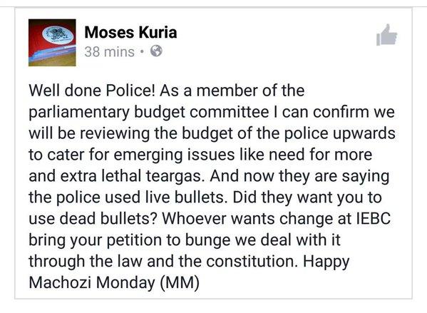 Moses Kuria 16.05.2016