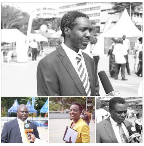 MPs Parliament Uganda 16.05.2016