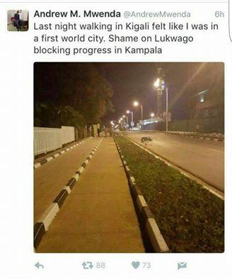Mwenda Facebook Post