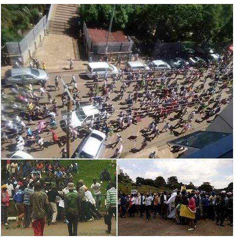 Nairobi 09.05.2016 Demonstration P2