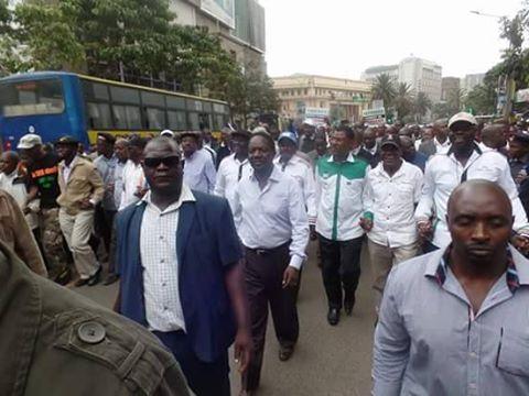 Nairobi 09.05.2016 Demonstration P4