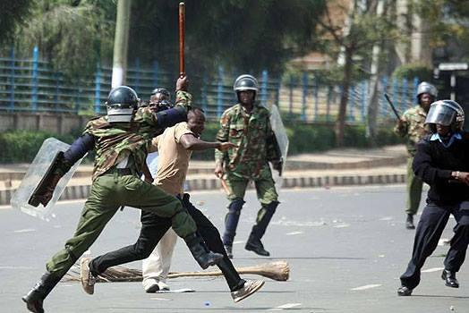 Nairobi 16.05.2016 Police P1