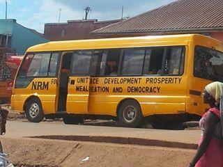 NRM Bus for Kololo P1 12.05.2016