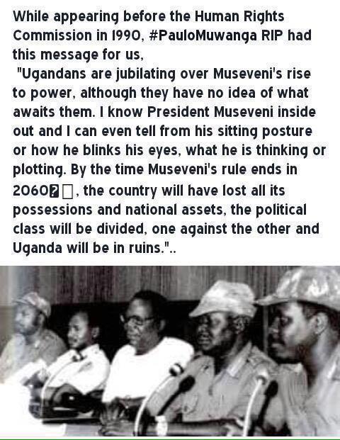 Paolo Muwanga Quote