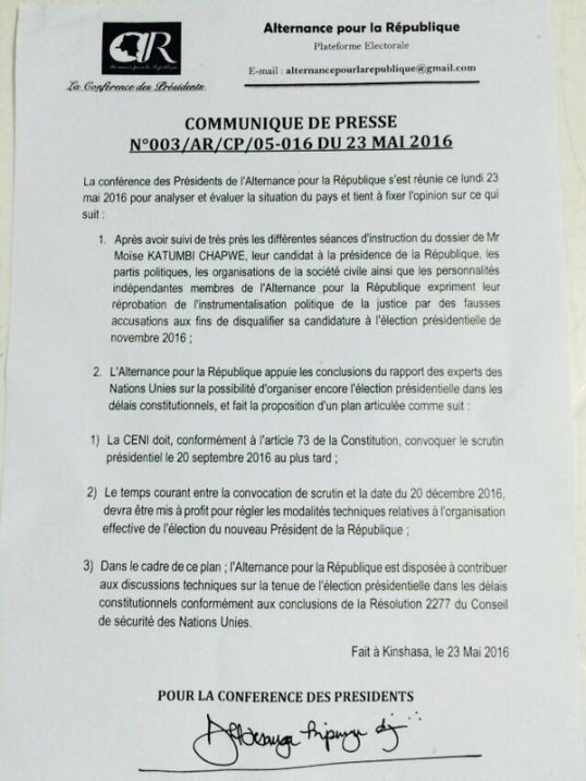 PR DRC 23.05.016