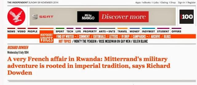 Rwanda France