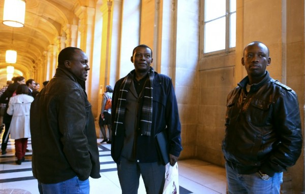 Rwanda Paris Court