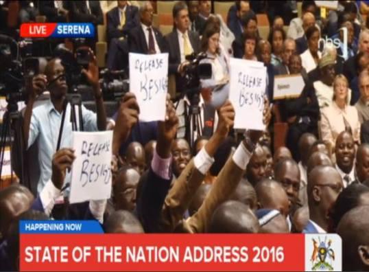 State of Nation 2016 Uganda