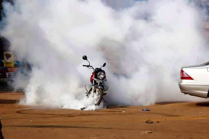Tear Gas 0505.2016