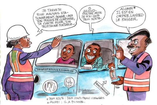 Togo Cartoon