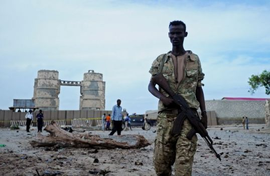 Mogadishu 9th May