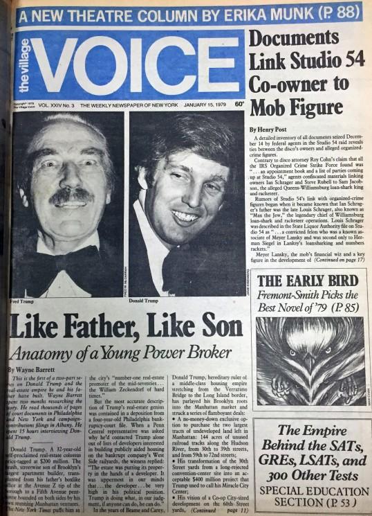 Trump Father