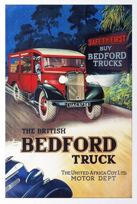 Bedford Africs