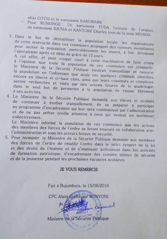 Burundi 15.06.2016 P2