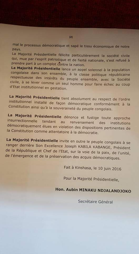 Declartion RDC Opposition 10.06.2016 P2
