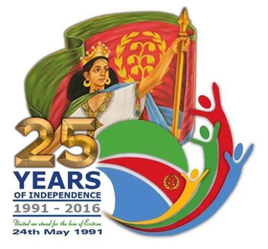 Eritrea 25yrs