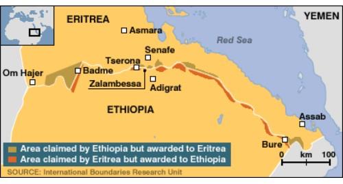 ethio-eritrea-boundry-map
