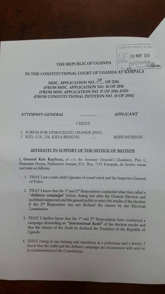 FDC Affidavit 30.05.2016 P1