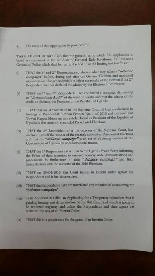 FDC Notice of Motion 30.05.2016 P2