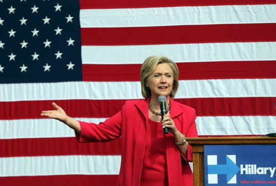 Hillary Speech