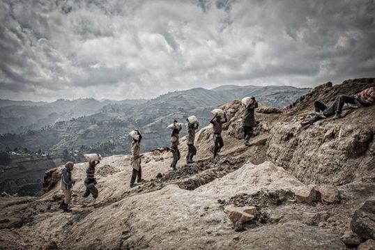 Illegal Mining DRC