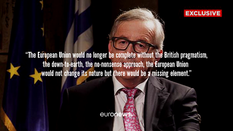 Jean-Claude Juncker EU