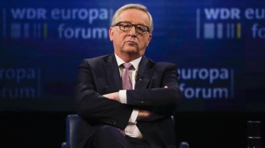 Juncker Face