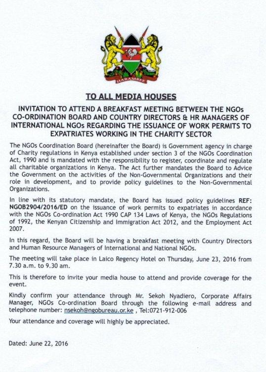 Kenya Charity 22.06.2016 P1