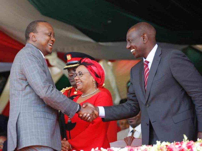 Kenyatta Ruto Madaraka Day 2016