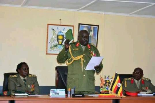 Makindye Military Court 28.06.2016