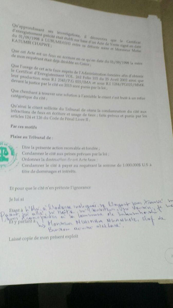 Moise Petition 2016 P2