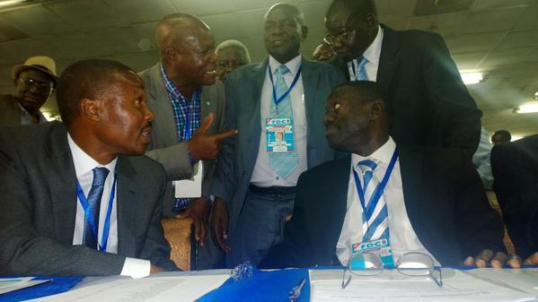 Muntu Besigye Delegation Conferance 2015