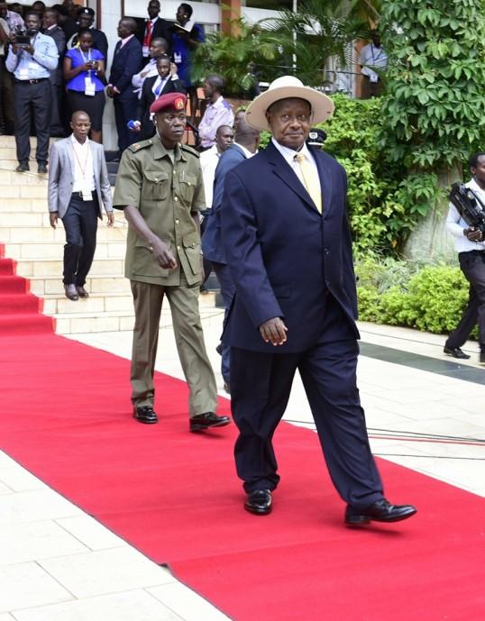 Museveni 31.05.2016