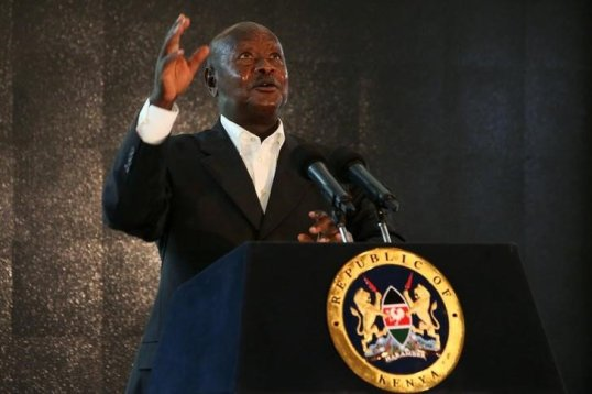 Museveni Kenya Speech 2016