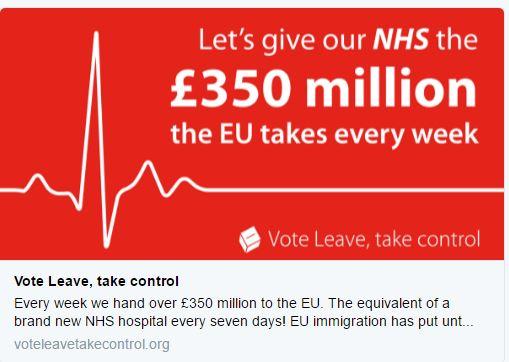 NHS EU Brexit