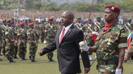 Nkurunziza Military