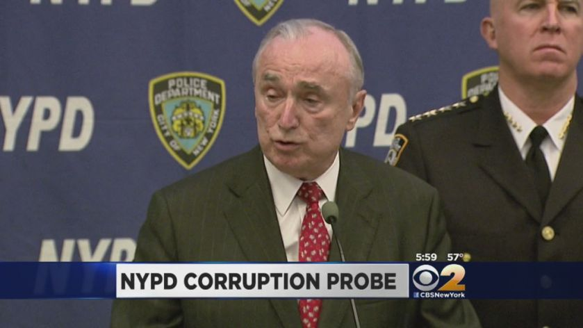 NYPD Corruption Probe