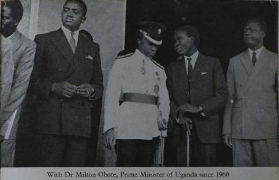Obote Mutesa II