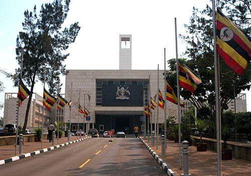 Parliament Uganda