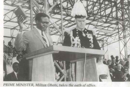 PM-Obote-swear-in-on-indepedence-day-9-Oct-1962-
