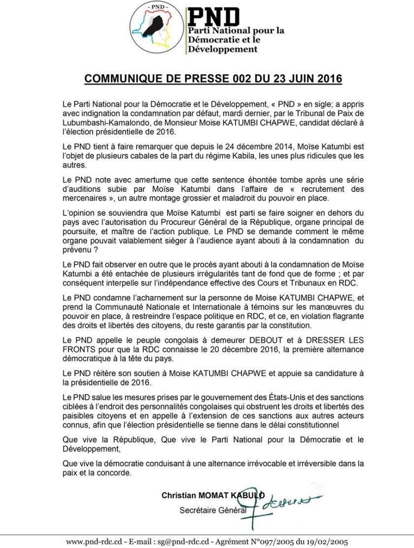PND RDC 23.06.2016