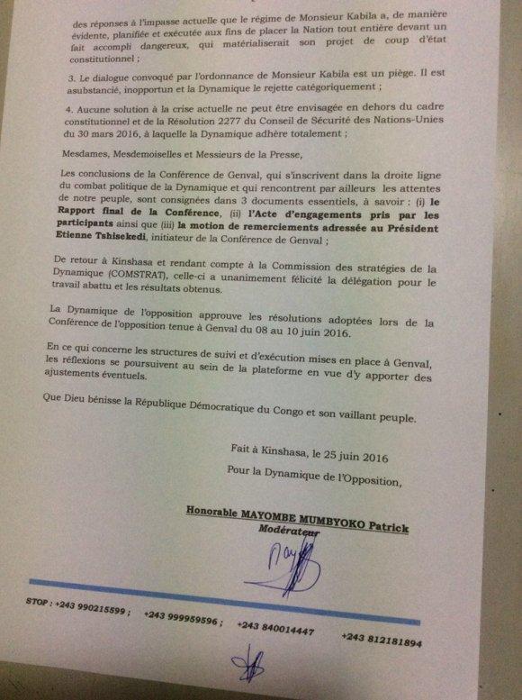 RDC Oppositon 25.06.2016 P2