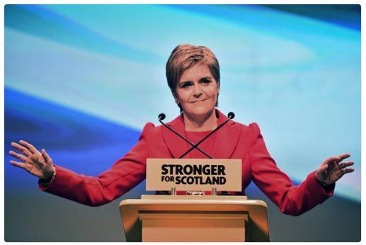 SNP Sturgeon
