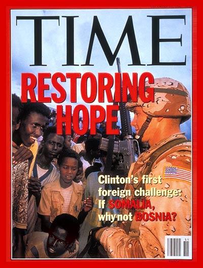 Time Restoring Hope 1993