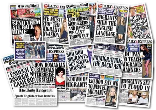 xenophobia Brexit