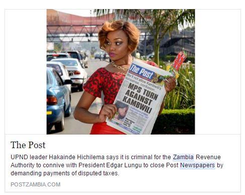 Zam the Post 21.06.2016